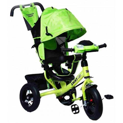 Велосипед Favorit Trike Rally FTR-1210G (зеленый)