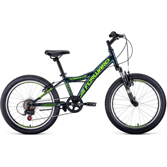 Велосипед Forward Dakota 20 2.0 (2021)
