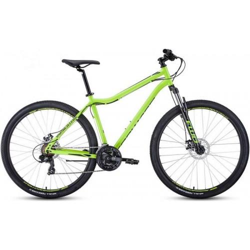 "Велосипед Forward Sporting 2.0 Disc 29"" (салатовый, 2020)"