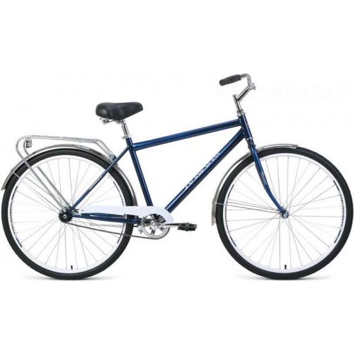 "Велосипед Forward Dortmund 1.0 28"" (темно-синий/белый, 2020)"