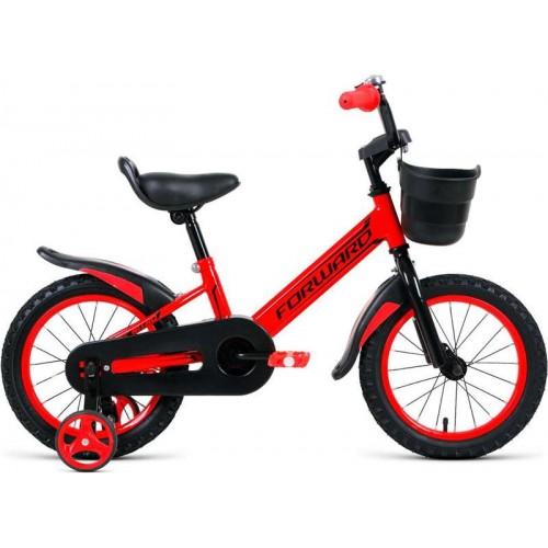 """Велосипед Forward Barrio 14"""" (красный, 2020)"""