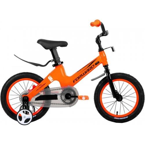 """Велосипед Forward Cosmo 12"""" (оранжевый, 2020)"""
