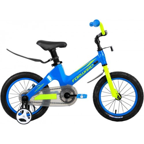 "Велосипед Forward Cosmo 12"" (голубой, 2020)"