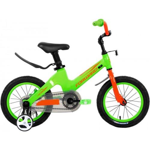 """Велосипед Forward Cosmo 12"""" (зеленый, 2020)"""