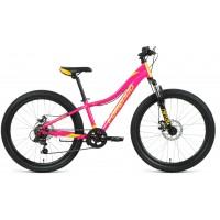 Велосипед Forward Jade 24 2.0 disc (2021)