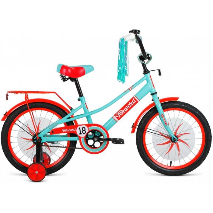 Детский велосипед Forward Azure 20 (2021)