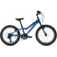 Велосипед Forward Twister 20 1.0 (2021)