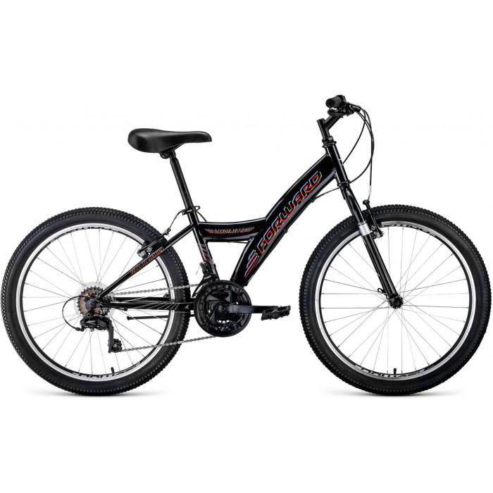 Велосипед Forward Dakota 24 1.0 (2021)