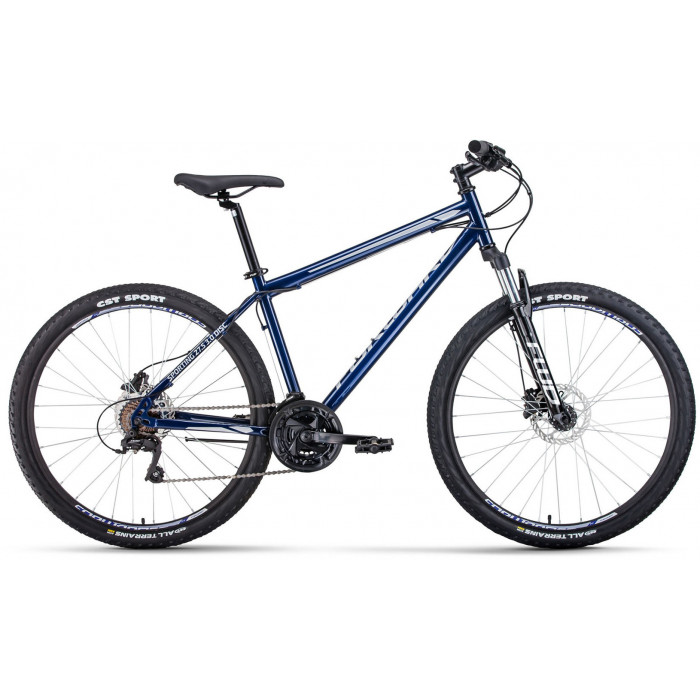 Велосипед Forward Sporting 27,5 3.0 disc (2021)