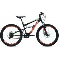 Велосипед Forward Raptor 24 2.0 disc (2021)