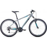Велосипед Forward Apache 27,5 1.0 (2021)