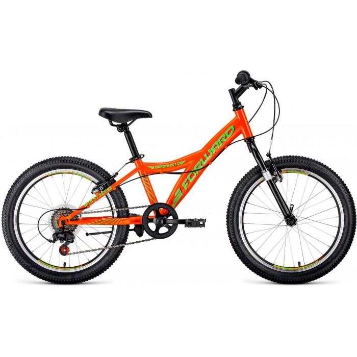 Велосипед Forward Dakota 20 1.0 (2021)