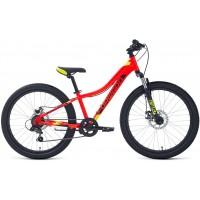 Велосипед Forward Twister 24 2.2 disc (2021)