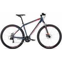 Велосипед Forward Apache 29 2.0 disc (2020)