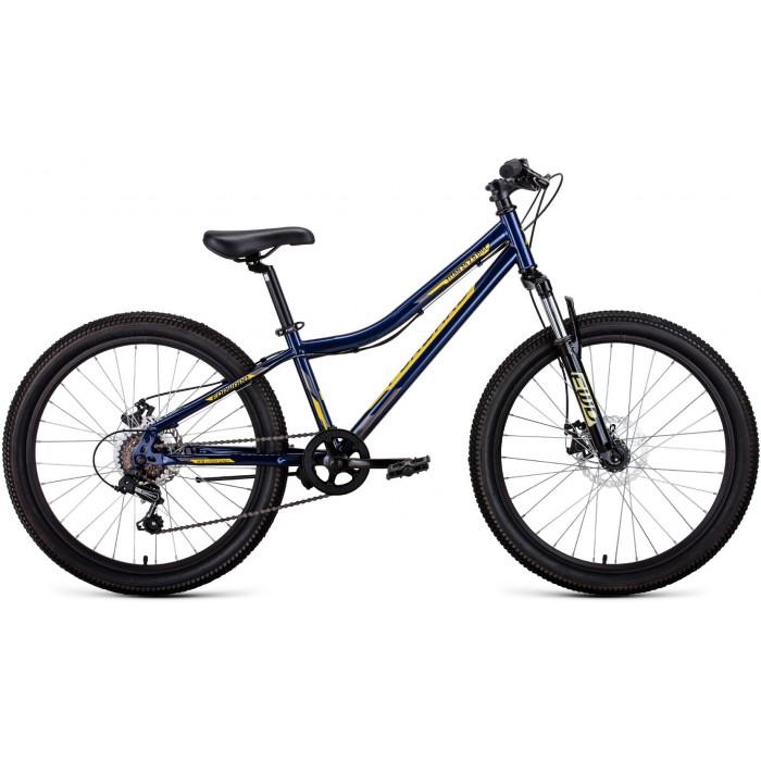 Велосипед Forward Titan 24 2.0 disc (2021)