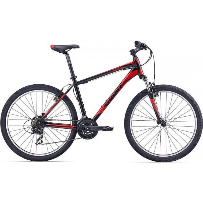 """Велосипед Giant Revel 2 26"""" (черный/красный, 2019) купить в Минске"""
