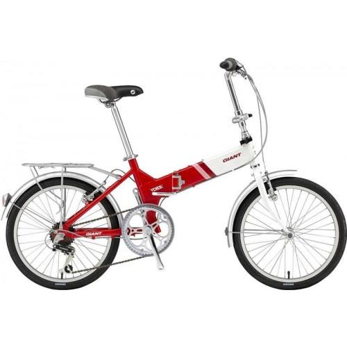 """Велосипед Giant FD-806 20"""" (красный)"""