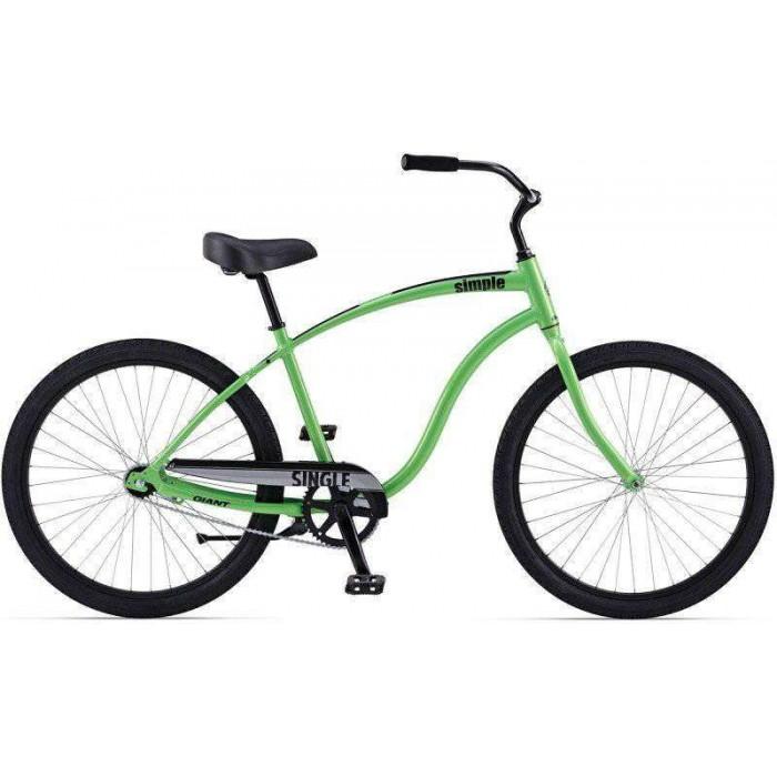 """Велосипед Giant Simple Single 26"""" (зеленый, 2019) купить в Минске"""