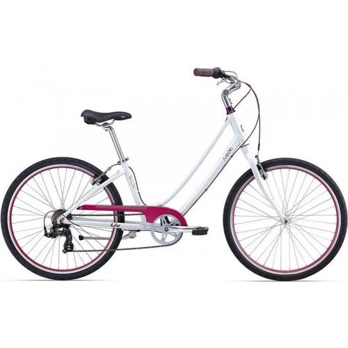 "Велосипед Giant Suede 2 26"" (белый, 2019)"