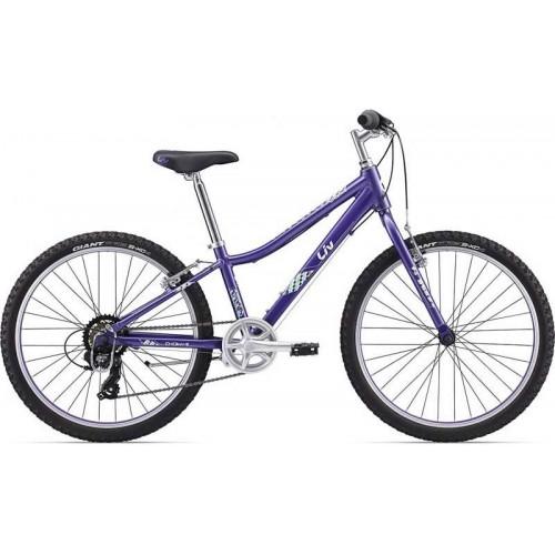 "Велосипед Giant Enchant Lite 24"" (пурпурный/белый, 2019)"