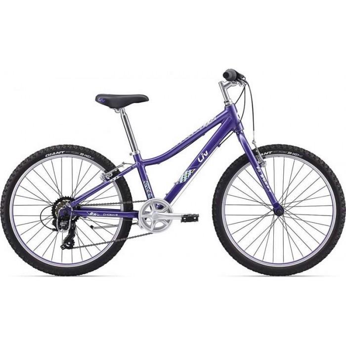 """Велосипед Giant Enchant Lite 24"""" (пурпурный/белый, 2019) купить в Минске"""
