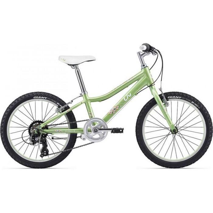 """Велосипед Giant Enchant Lite 20"""" (зеленый/белый, 2019) купить в Минске"""