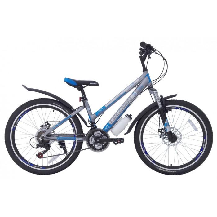 Велосипед Greenway Colibri-L 24 (2021)