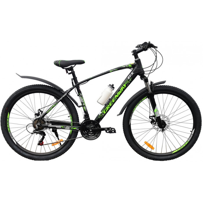 Велосипед Greenway Draft 29 (2020)