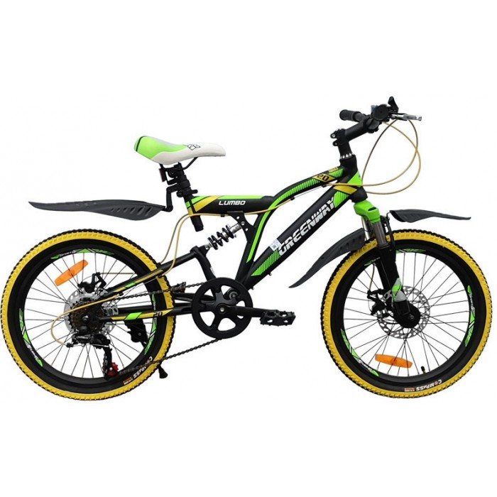 Велосипед Greenway Lumbo 20 (2020)