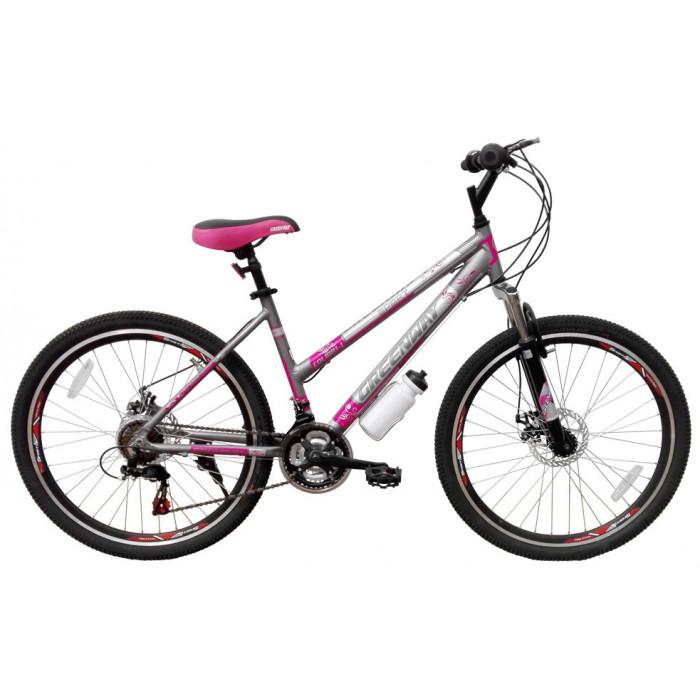 Велосипед Greenway Colibri-L 26 (2019)