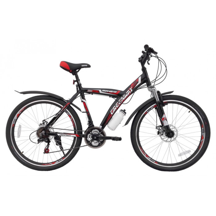 Велосипед Greenway ECO300-H (2019)