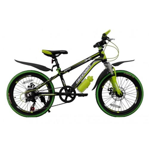Велосипед Greenway Zero 20 (2020)