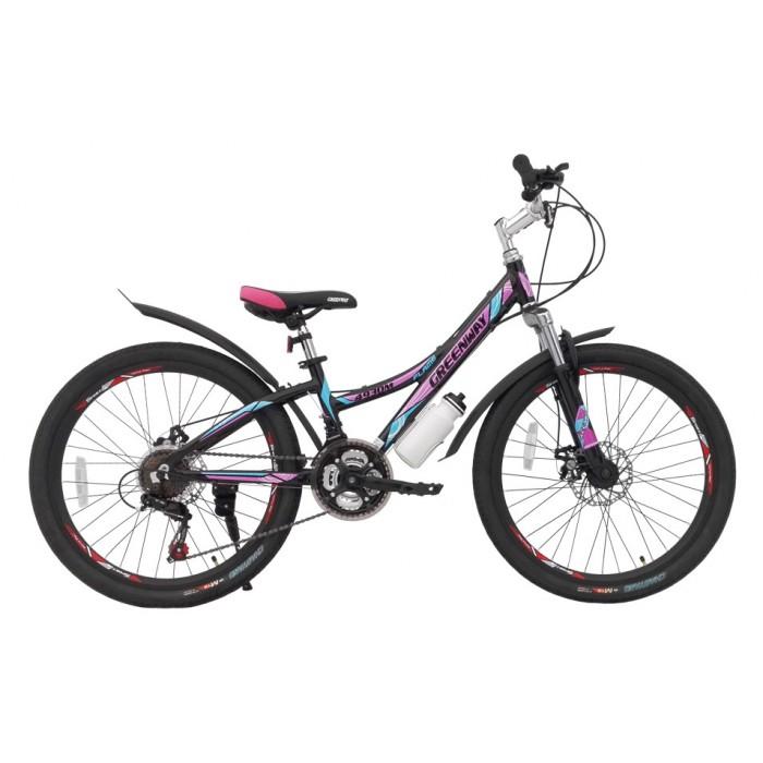 Велосипед Greenway 4930M (2021)