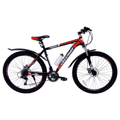 Велосипед Greenway 275M031 (2020)