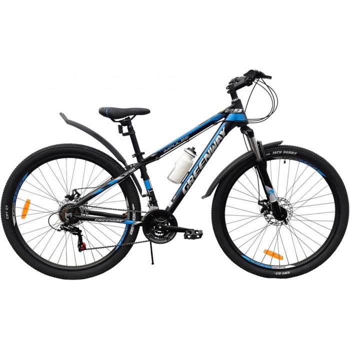Велосипед Greenway Impulse 29 (2020)