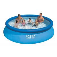 28130 Надувной бассейн Intex EASY SET 366x76 см купить в Минске