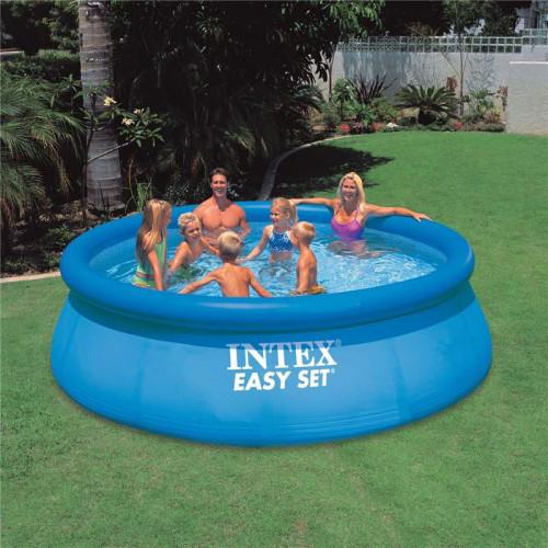 28144/56930 Надувной бассейн Easy Set 366x91 см Intex