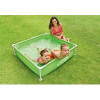 Каркасный детский бассейн Intex Mini 57172NP 122х122х30 см купить в Минске