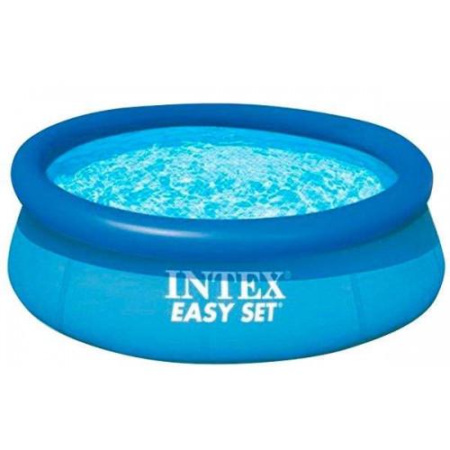 Надувной бассейн Intex Easy Set Pool Set 28143NP 396x84 см