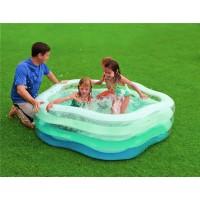 Надувной бассейн Intex Summer Colors 56495NP 185х180х53 см купить в Минске