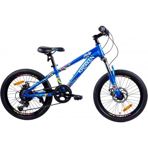 Детский велосипед Krakken Skully 20 (2019)