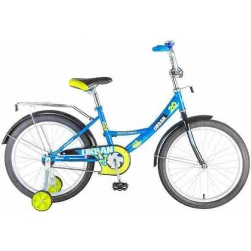 "Велосипед Novatrack Urban 20"" (синий, 2019)"