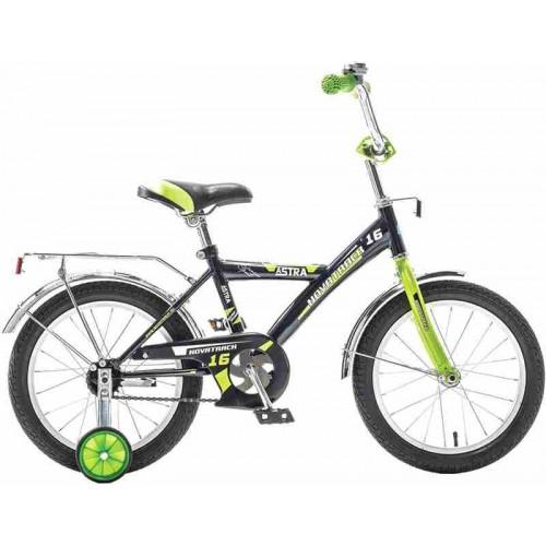 """Велосипед Novatrack Astra 16"""" (черный, 2017)"""