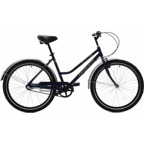 "Велосипед Racer Olivia 26"" (темно-синий, 2019)"