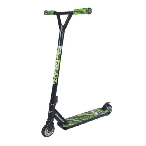 Самокат трюковый RGX Extreme 2.0 HIC green