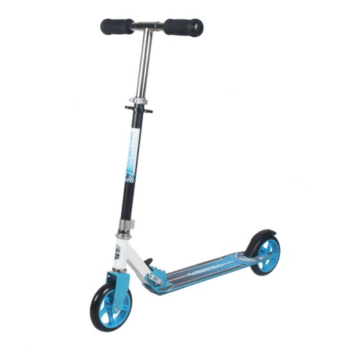 Самокат трюковый RGX Rider blue