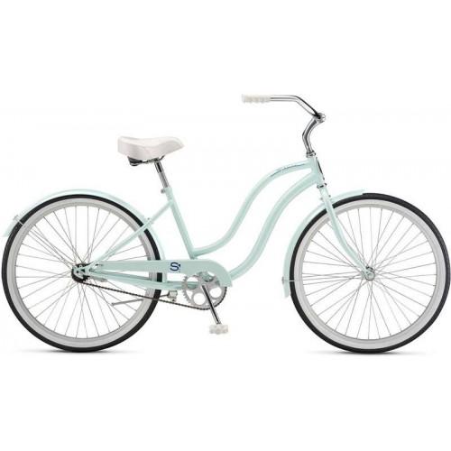 """Велосипед Schwinn S1 Women 26"""" (бирюзовый, 2019)"""