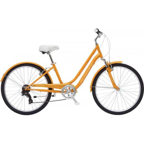 "Велосипед Schwinn Suburban Ladies 26"" (оранжевый, 2019)"