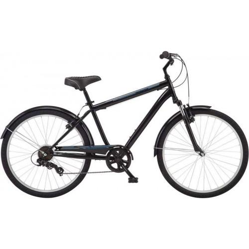 """Велосипед Schwinn Suburban 26"""" (черный, 2019)"""
