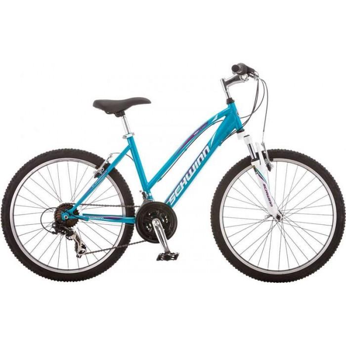 """Велосипед Schwinn High Timber Girl 24"""" (голубой, 2019) купить в Минске"""